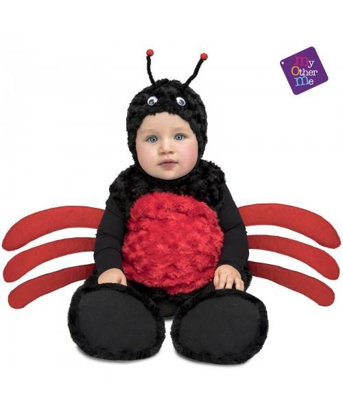 Disfraz de Araña Peluche