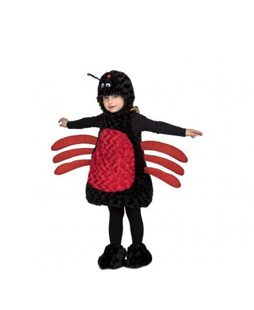 Disfraz Araña de Peluche
