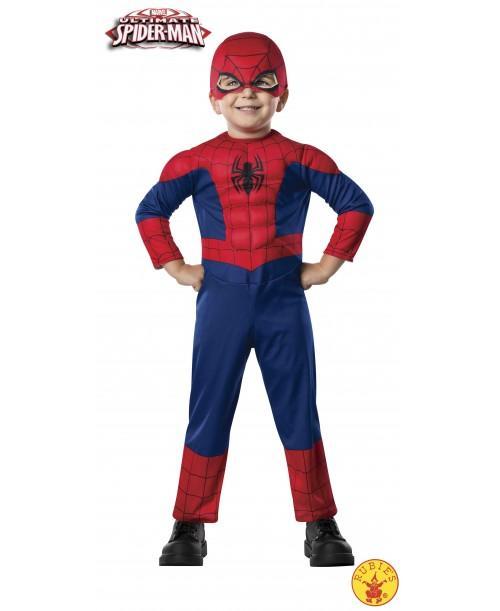 Disfraz de Spiderman Preschool Bebé