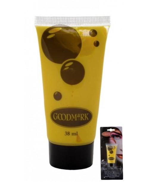 Maquillaje crema Amarillo