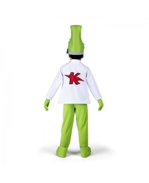 Disfraz de Profesor K de Superzings Infantil