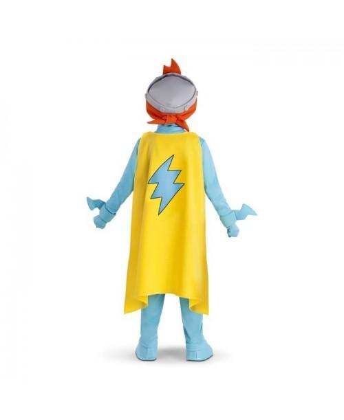 Disfraz de Kid Kazoom de Superzings Infantil