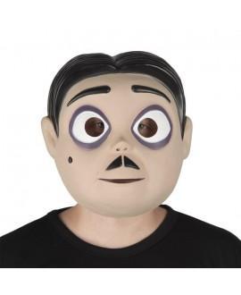Máscara de Gómez Addams