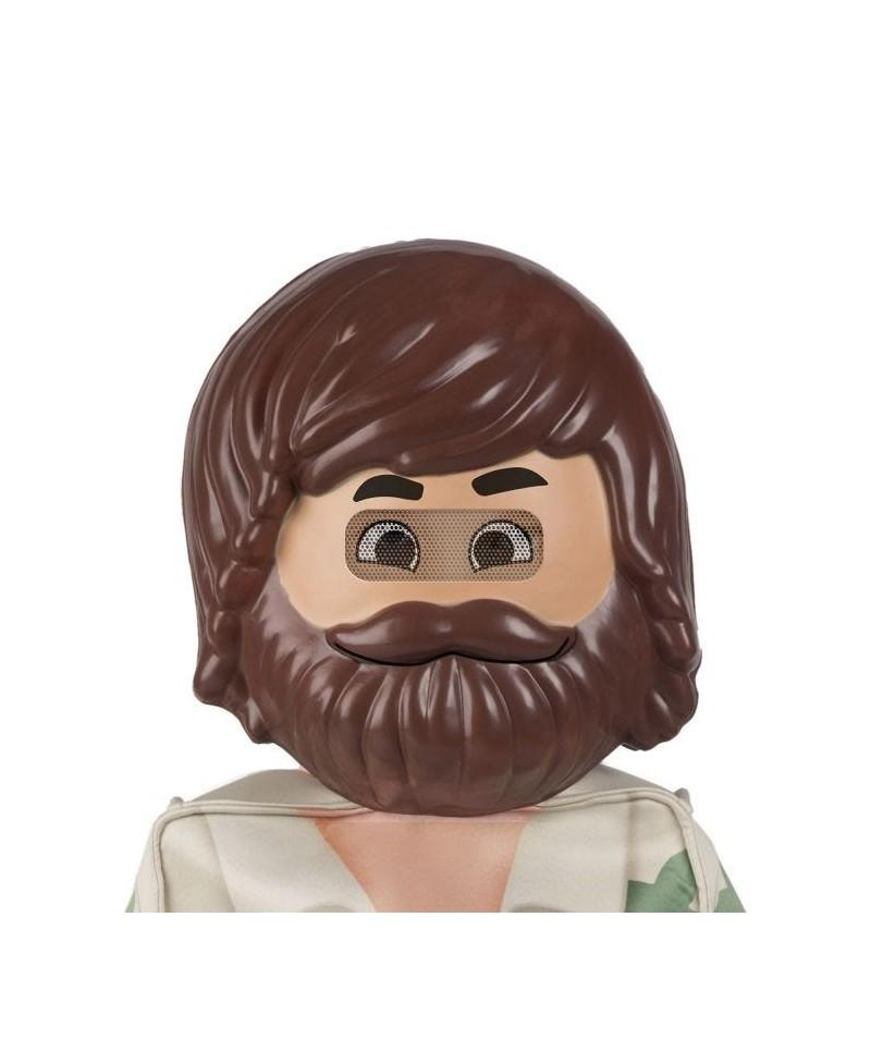 Máscara de Playmobil de Mask