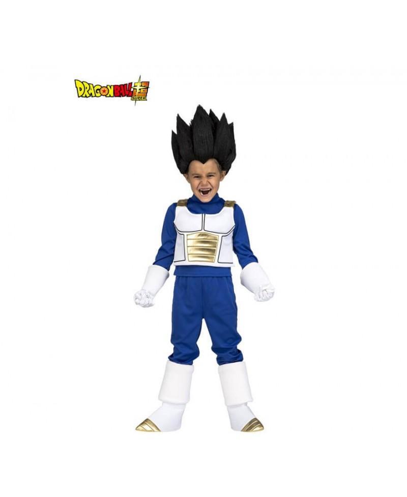 Disfraz de Vegeta de Dragón Ball Infantil