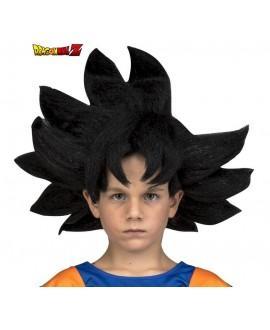 Peluca Goku Dragón Ball Infantil