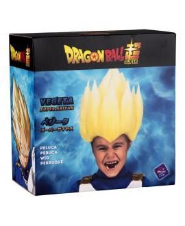 Peluca de Vegeta de Dragón Ball Infantil