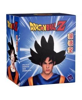 Peluca de Goku Adulto.