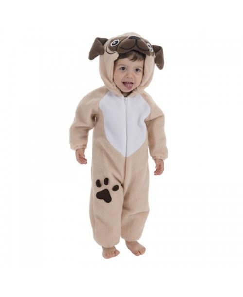 Disfraz de Perrito para Bebé.