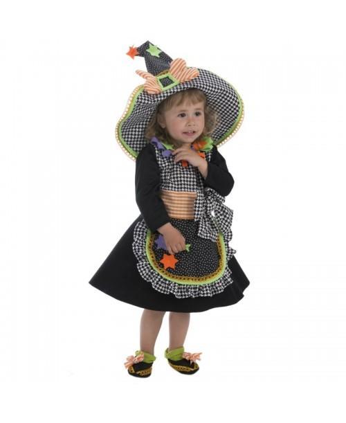 Disfraz de Brujita para Bebés.