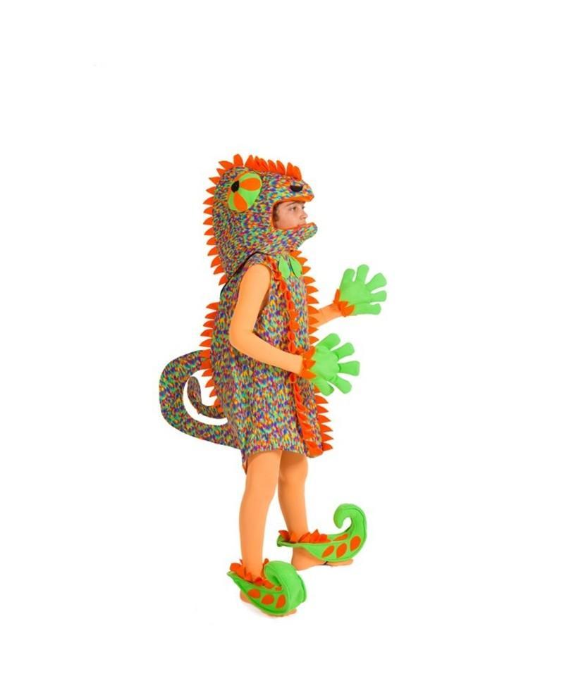 Disfraz de Camaleón Infantil