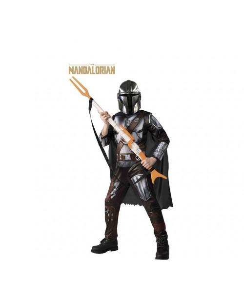 Disfraz Mandalorian Deluxe Infantil.