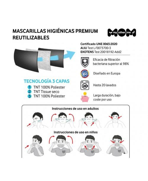 Mascarilla Doraemon Adulto