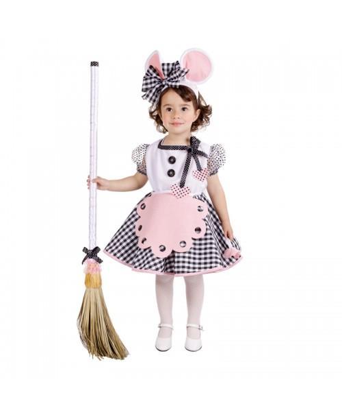 Disfraz Ratita Presumida Infantil.