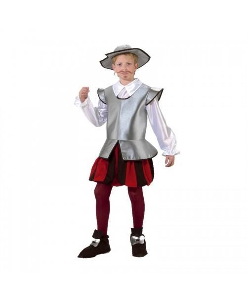 Diafraz de Caballero Infantil.