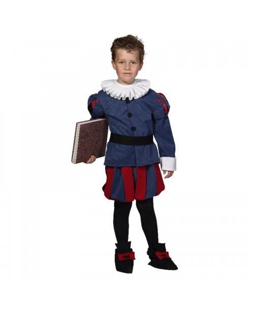 Disfraz de Cervantes Infantil.