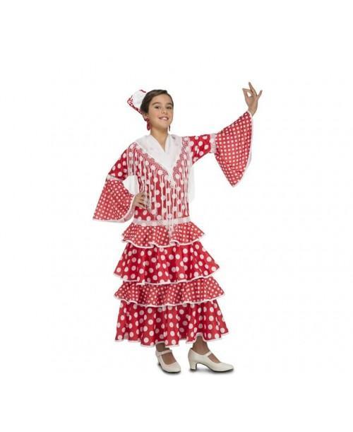 Disfraz de Flamenca Sevilla Infantil