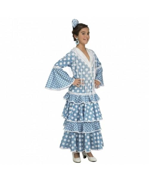 disfraz de Flamenca Huelva Infantil