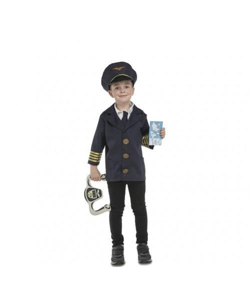 Disfraz de Piloto Infantil.