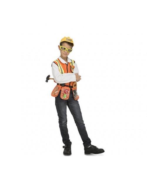 Disfraz de Constructor Infantil.