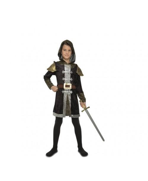 Disfraz de Cabellero Medieval Infantil.