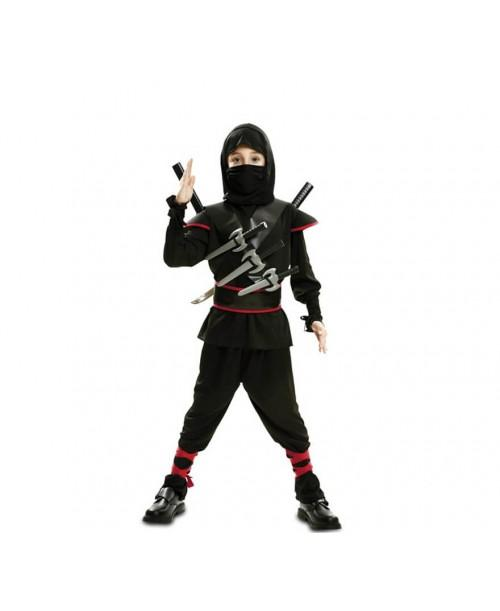 Disfraz de Ninja Killer Infantil.