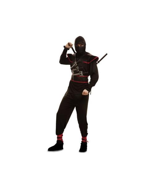 Disfraz Ninja Killer Adulto.