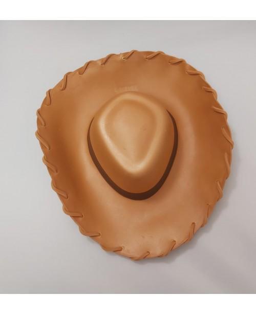 Sombrero Vaquero Toy Marrón Infantil.
