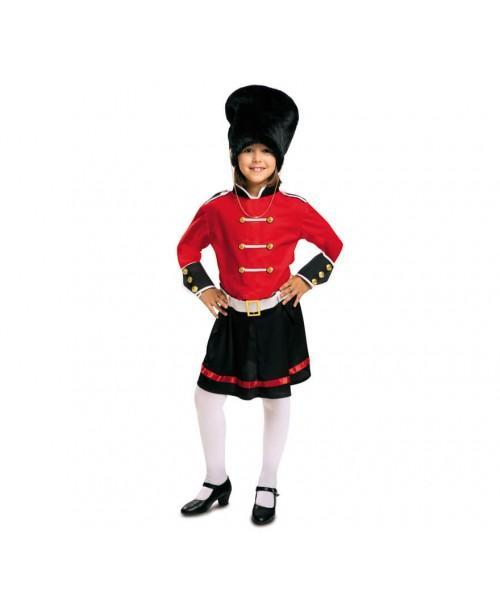 Disfraz de Guardia Inglesa Infantil.