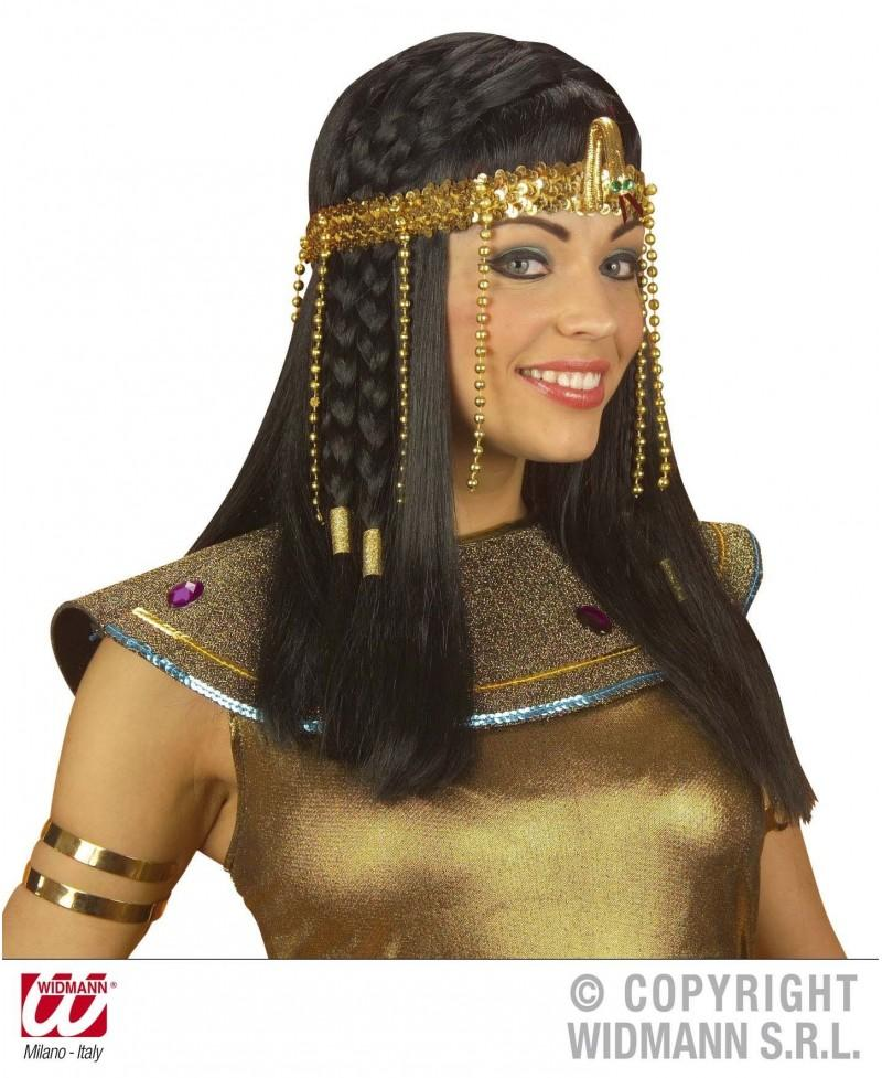 Tocado Egipcio con Perlas