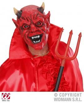 Máscara Diablo de Espuma
