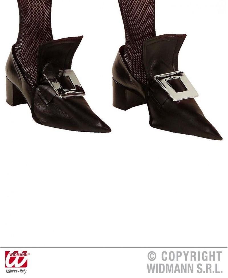 Cubre zapatos bruja con broche