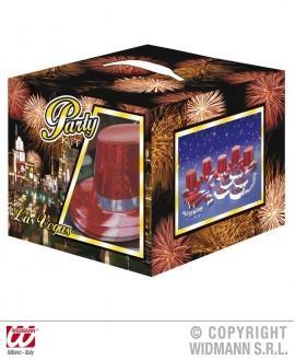 Kit Las Vegas Party Rojo
