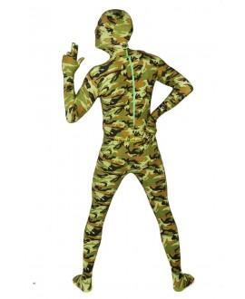Disfraz de Comando Morphsuit