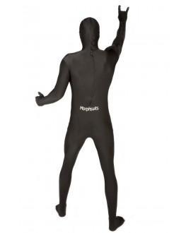 Disfraz de Negro Morphsuit