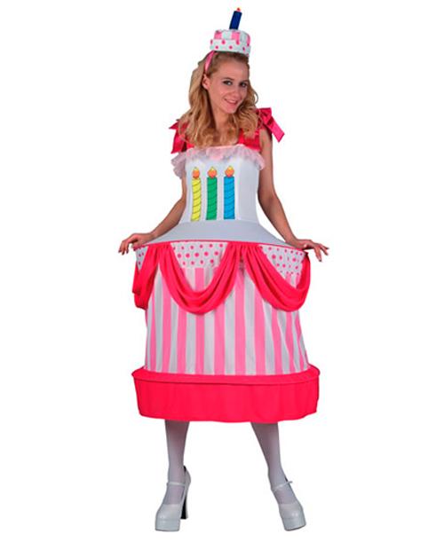 Disfraz de Chica Cumpleaños