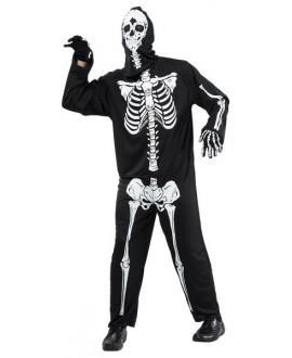 Disfraz de Esqueleto Adultos
