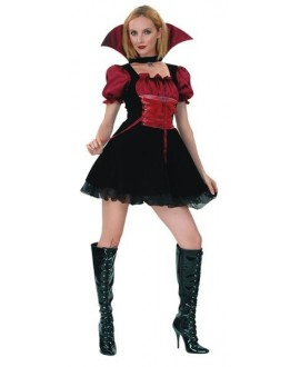 Disfraz Vampiresa Sexy