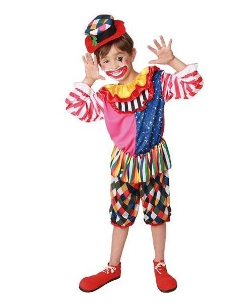 Disfraz de Payaso Niños