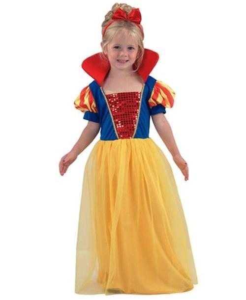 Disfraz de Blancanieves Infantil