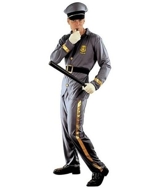 Disfraz de Policía Adulto