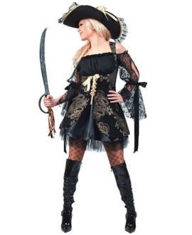 Disfraz de Pirata Señora