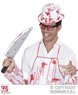 Delantal Carnicero Ensangrentado