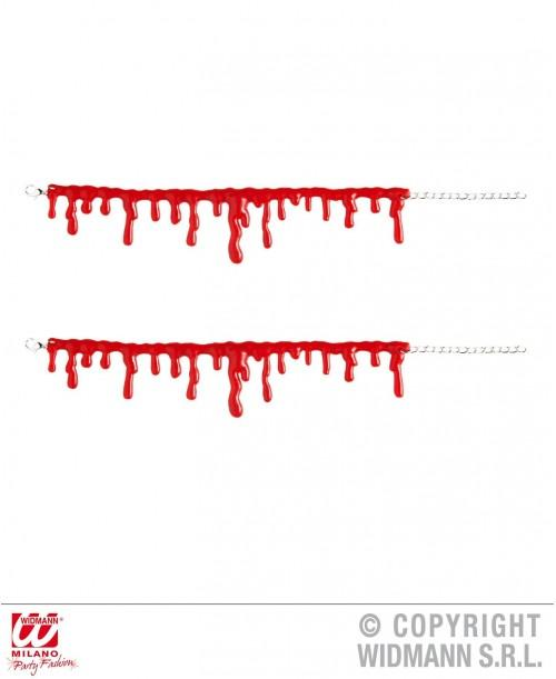 Pulseras Gotas Sangre