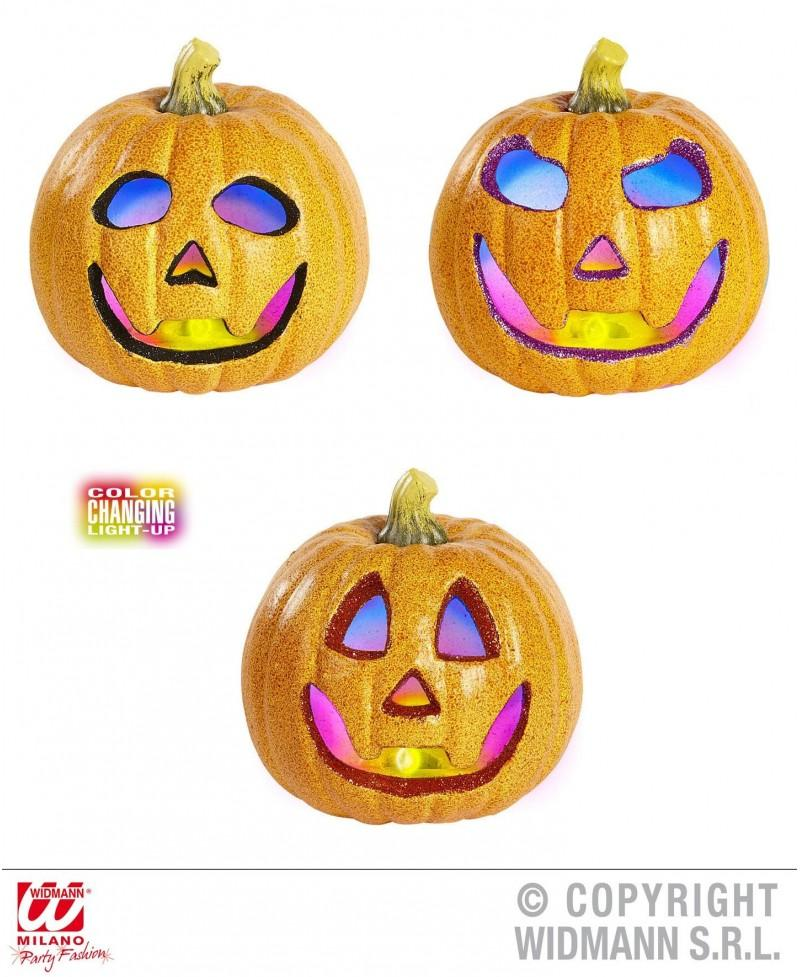 Calabazas Halloween Brillantes