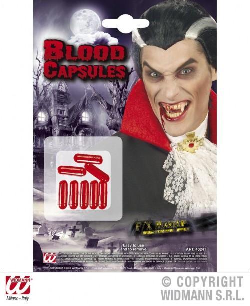 Cápsulas de Sangre