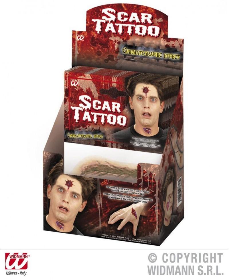 Tatuaje Cicatriz