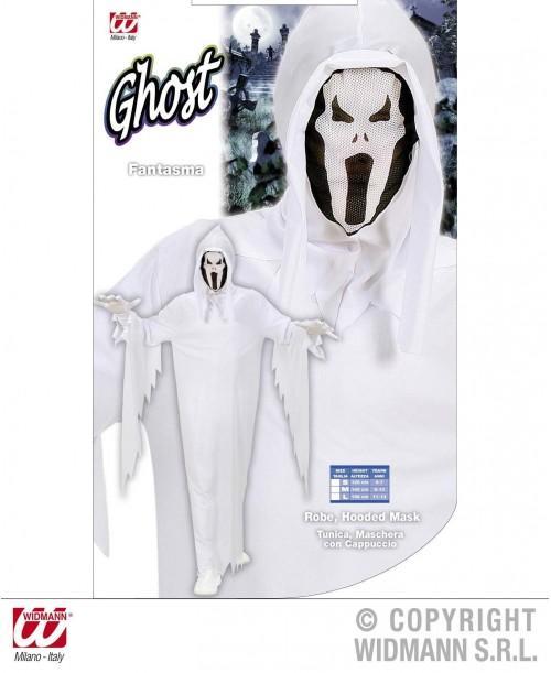 Disfraz Fantasma Blanco