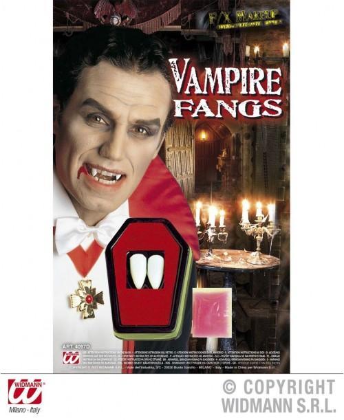 Kit Colmillos Vampiro