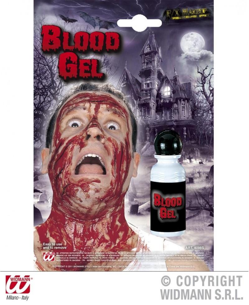 Botella de Gel Sangre